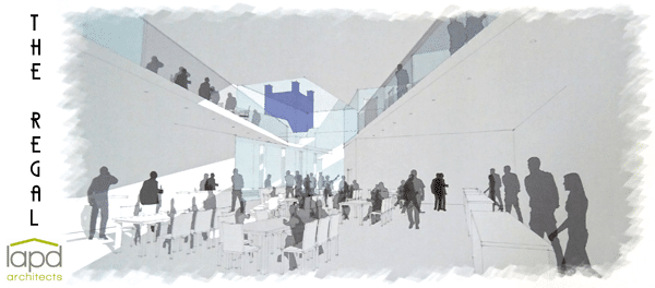 lapd Architect's Public Consultation Process for the Regal project, Wallingford